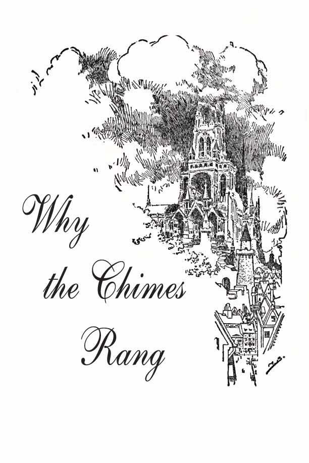 Why the Chimes Rang - Robin Dinda