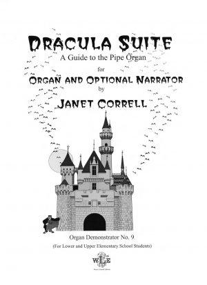 Dracula Suite - Janet Correll organ music