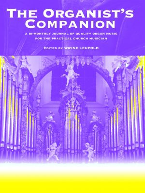 The Organist's Companion (digital version included) - International-2 Years-0