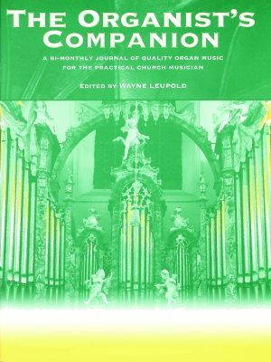The Organist's Companion (digital version included) - Canada-2 Years-0