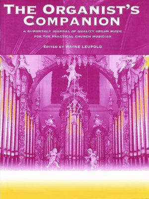 The Organist's Companion (digital version included) - International-1 Year-0