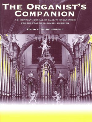 The Organist's Companion (digital version included) - Canada-1 Year-0