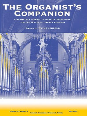 The Organist's Companion (digital version included) - United States-1 Year-0