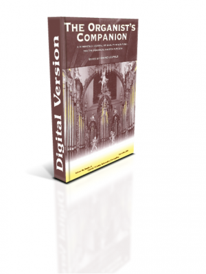 The Organist's Companion – Digital ONLY (2 year)-0